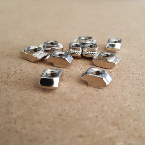 497a M4 T Nuts