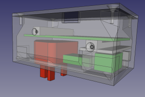 CAD of the case